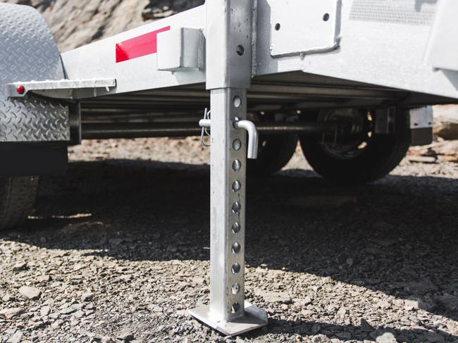 pied stabilisateur remorque trailer